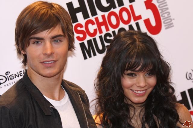 zac efron and vanessa hudgens split. Zac Efron and Vanessa Hudgens